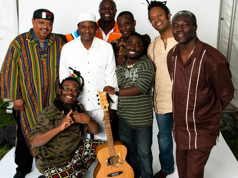 African Guitar Summit – 3.13.15