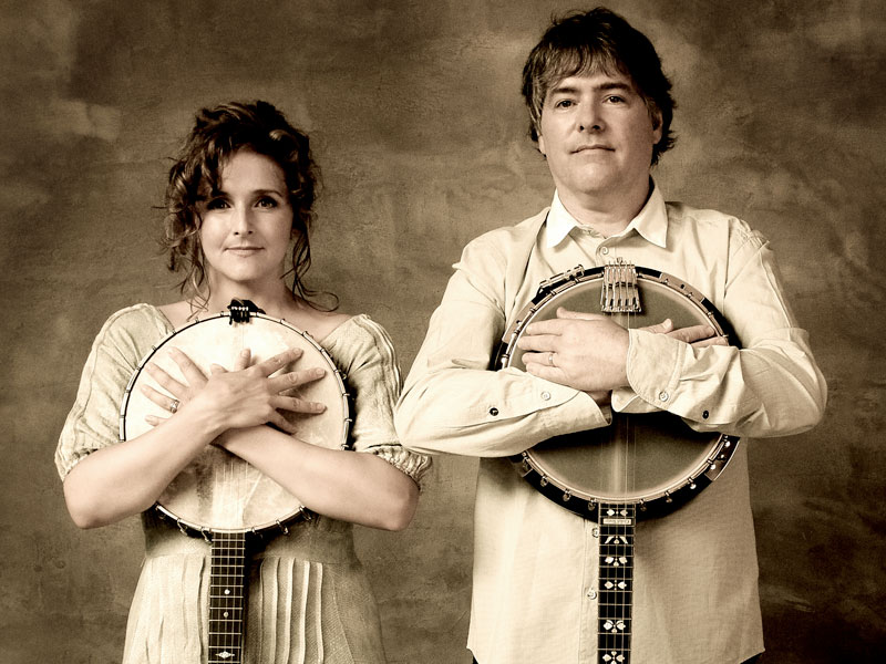 Béla Fleck and Abigail Washburn – 5.14.16 – 7:30
