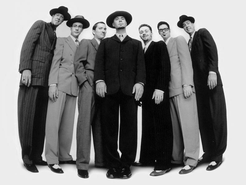 Big Bad Voodoo Daddy – 9.16.16 – 7:30