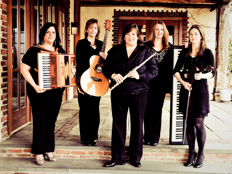Cherish the Ladies – Celtic Christmas – 12.10.16 – 7:30