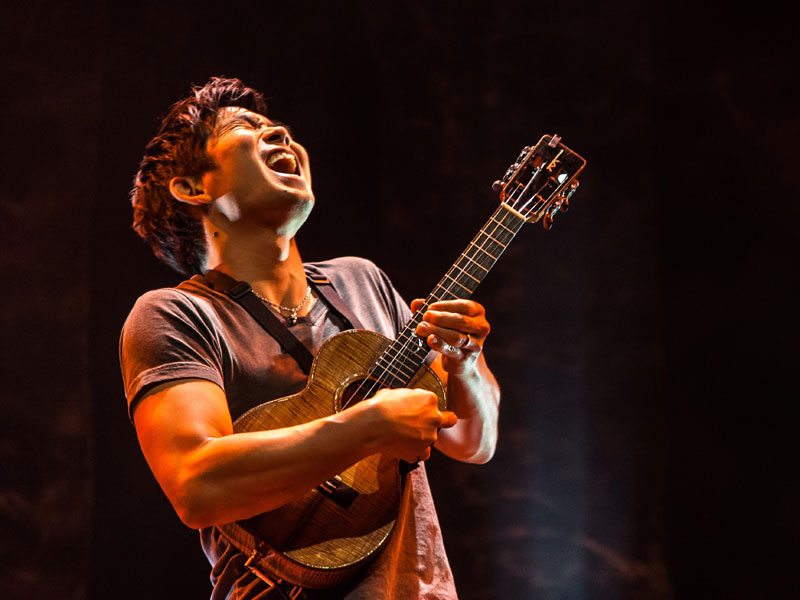Jake Shimabukuro – 2.5.16 – 7:30 Tickets are now offline but will be available at the door. Box office opens at 6:30 tonight!