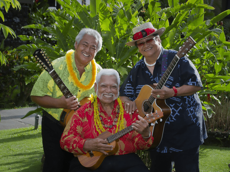 George Kahumoku Jr. & Masters of Hawaiian Music – 9.27.14
