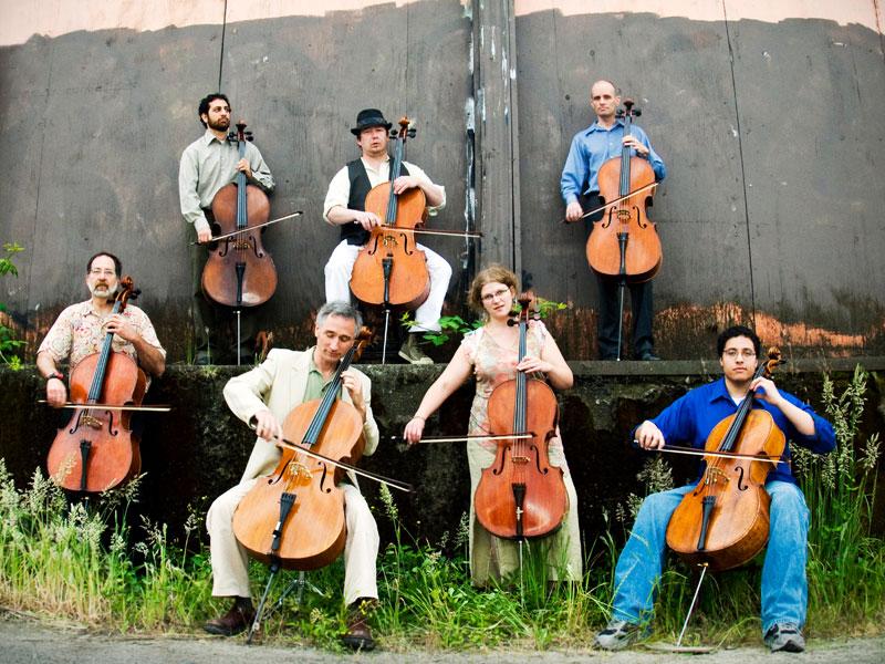 Portland Cello Project – 3.5.17 – 7:30
