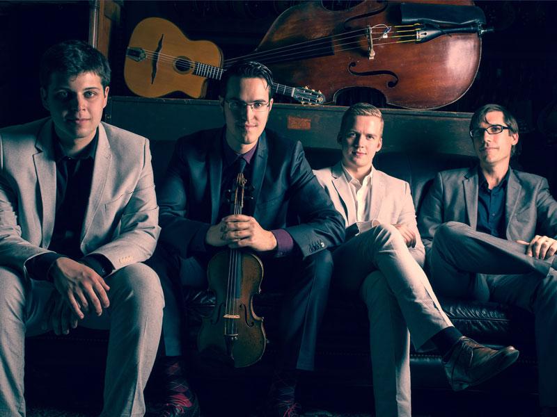 Rhythm Future Quartet – 3.31.17 – 7:30