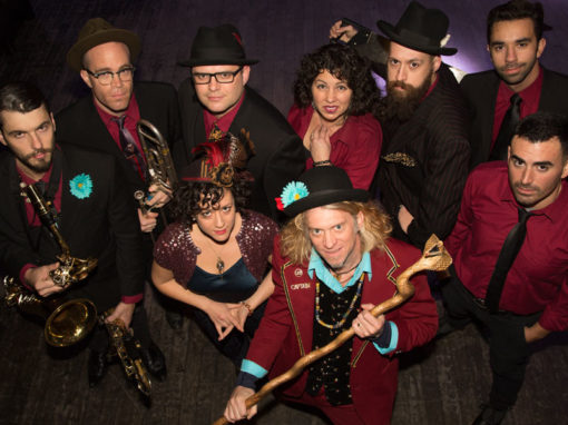 Squirrel Nut Zippers – 2.10.18 – 7:30