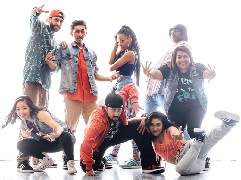 Versa-Style Dance Company 2.4.17 – 7:30