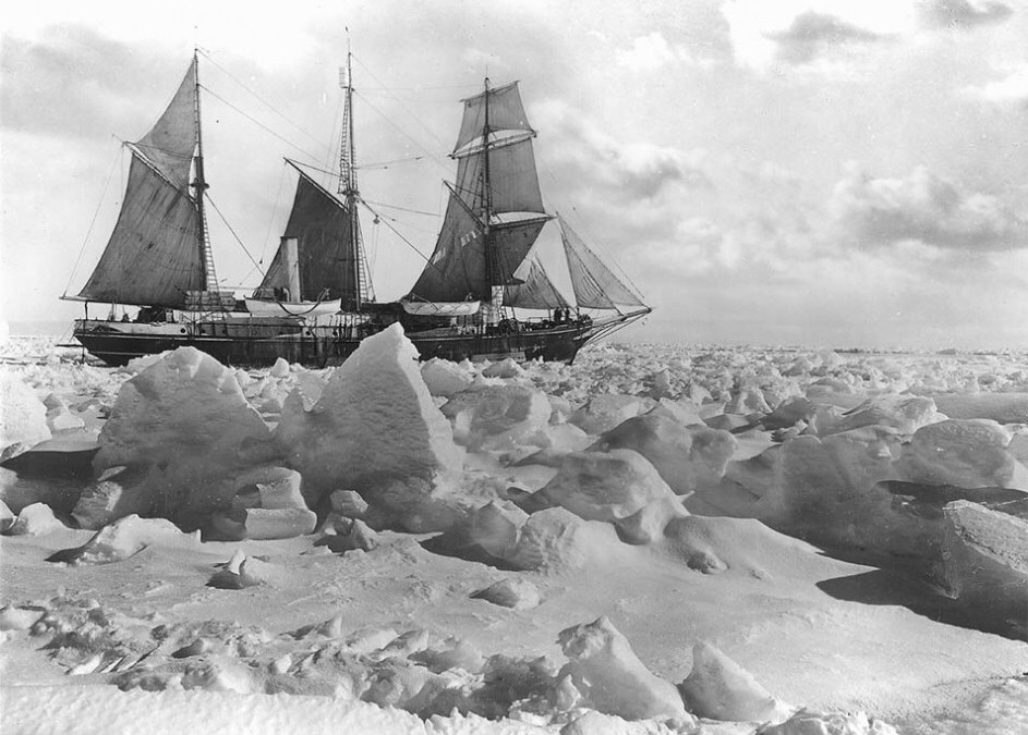Shackleton Sources