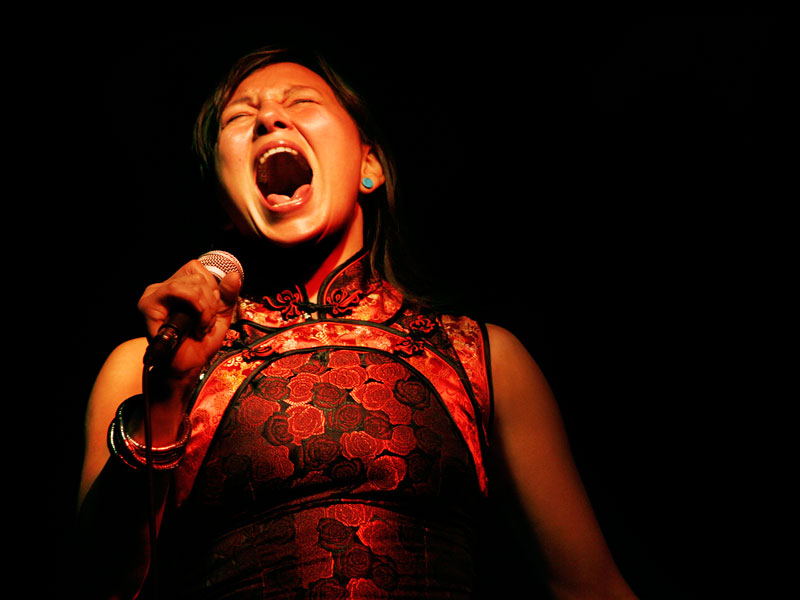 Tanya Tagaq in Concert with Nanook of the North – 11.10.16 – 7:30